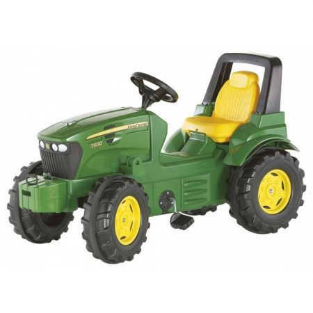 Tractor Rolly Toys Cu Pedale Verde