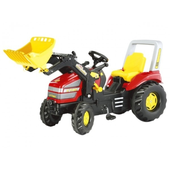 Tractor excavator Rolly Toys X Track