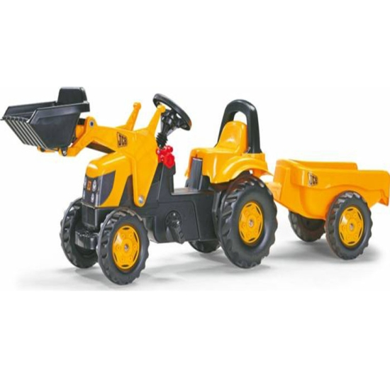 Tractor-Cu-Pedale-Si-Remorca-Rolly-Toys-Kids-JCB