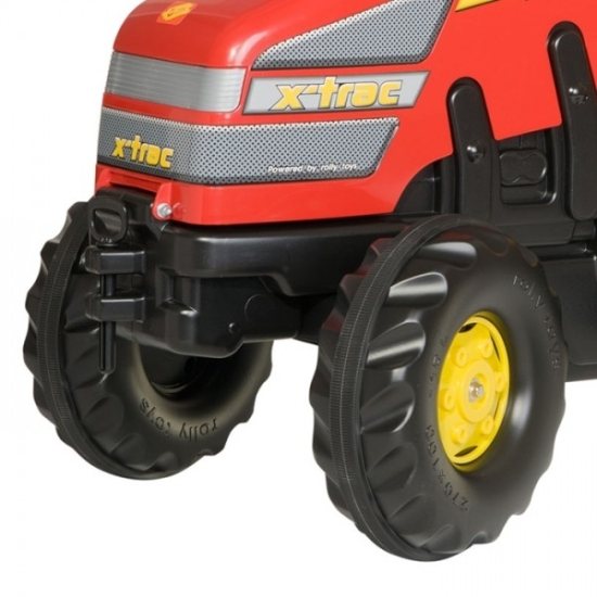 Tractor cu pedale Rolly Toys Xtrack