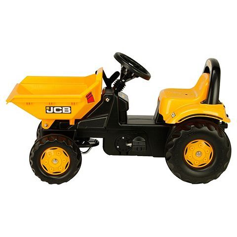 Tractor cu pedale RollyToys JCB
