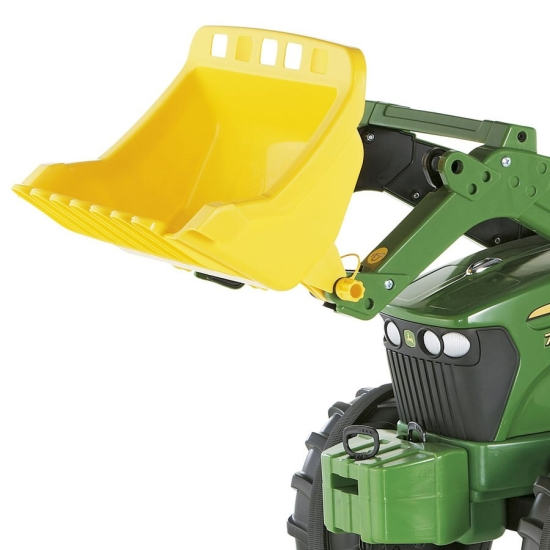 Tractor cu pedale si cupa Rolly Toys John Deere