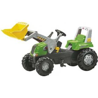 Tractor cu pedale si cupa Rolly Toys Junior