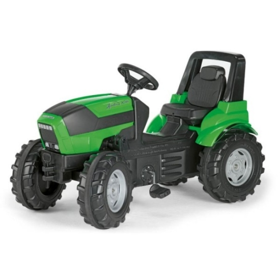 Tractor Cu Pedale Copii ROLLY TOYS 700035 Verde