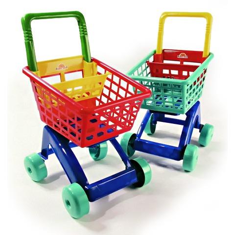 Carucior pentru cumparaturi Supermarket