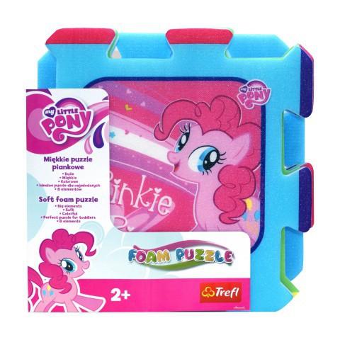 Covor Puzzle burete My Little Pony Trefl