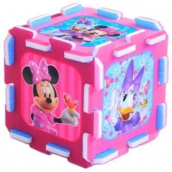 Puzzle burete EVA Trefl Minnie Mouse