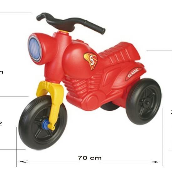 Tricicleta cu pedale Dohany 153