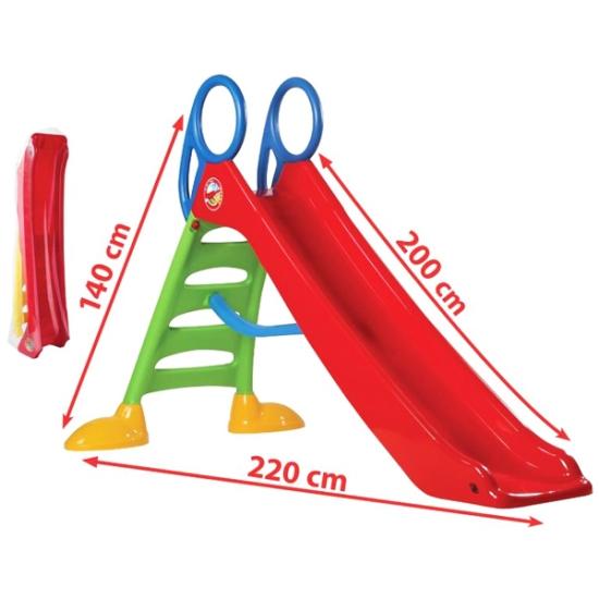 Tobogan pentru copii mare Dohany 200cm