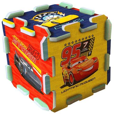 Puzzle burete EVA Trefl CARS 3