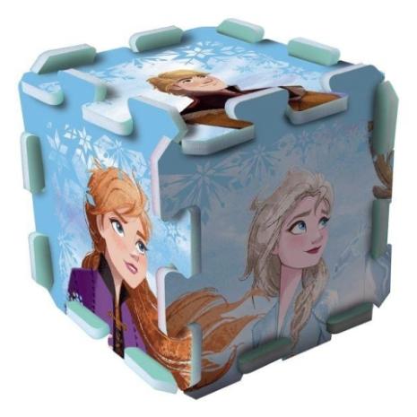 Covor Puzzle burete Trefl Frozen II