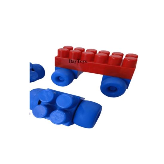 Lego cuburi K2 Hemar-130 Pcs
