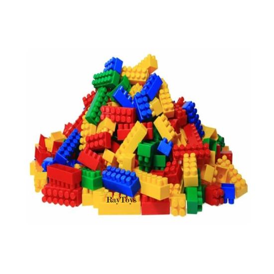 Lego Cuburi K2 350 piese HEMAR