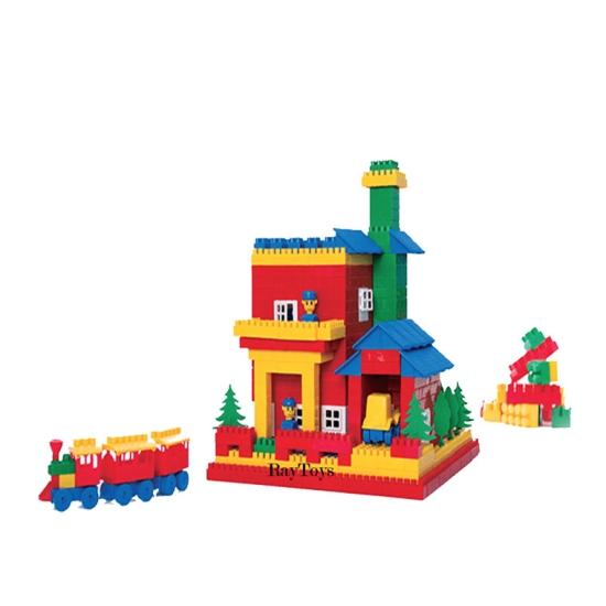 Lego Cuburi gigant k3 200 pcs HEMAR