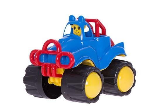 Jucarie ATV 22 cm HEMAR