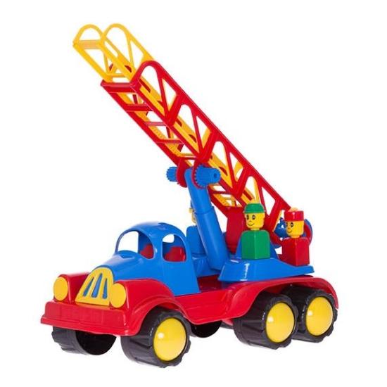 Masina pompier cu scara telescopica 48.5 cm Hemar