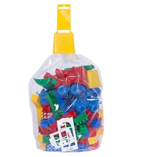 Lego cuburi de construit K1 Hemar 140 Piese