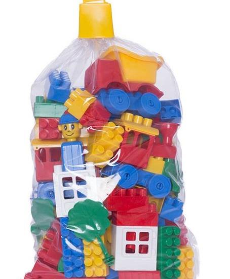 Lego Cuburi gigant k3 140 pcs HEMAR