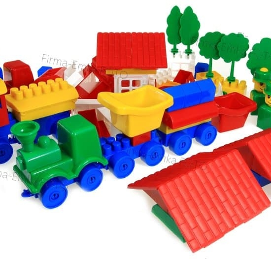 set-lego-cuburi-160-piese-constructii