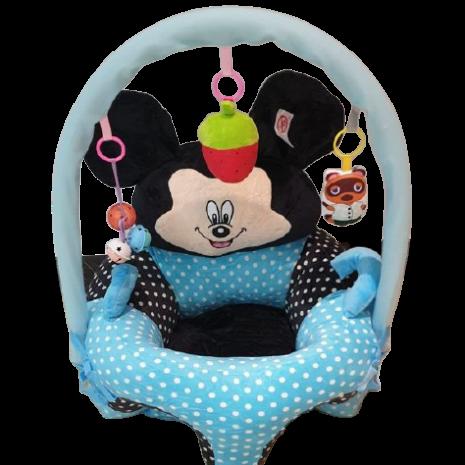 Fotoliu buline plus Mickey Mouse arcada cu accesorii