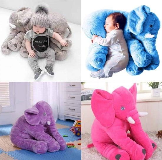 Fotoliu plus si pernuta bebe Elefantul Haios