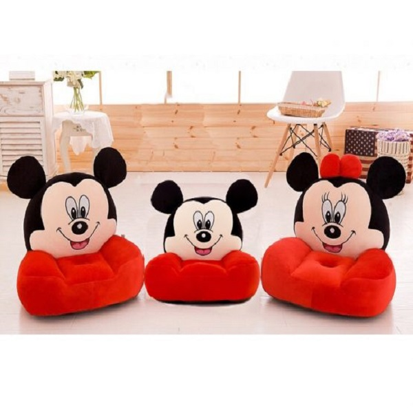 Fotoliu din plus Mickey-Minnie Mouse Mare