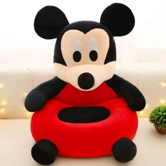 Fotoliu plus Mickey Mouse 3D jucarie copii