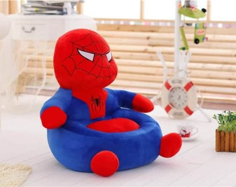 Fotoliu din plush Spiderman