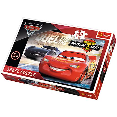 Puzzle Trefl Cars 3 Cupa 100 pcs