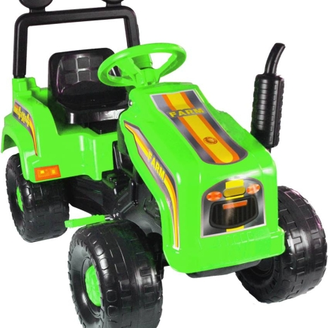 Tractor cu pedale Mega Bj