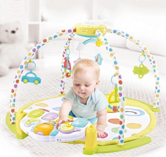 Centru de activitati bebe Saltea cu Proiectii (1)