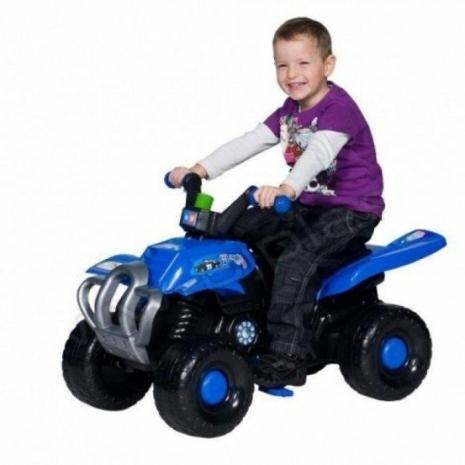 ATV pentru copii cu pedale