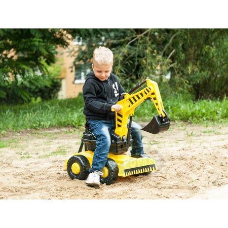 Excavator copii- BJ Plastic