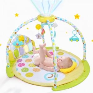 Centru de activitati bebe Saltea cu Proiectii
