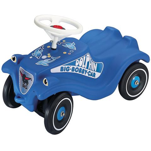 Masina de curse Big Bobby Car Delfins