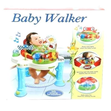 Premergator cu roti bebe Centru de activitati 360 grade