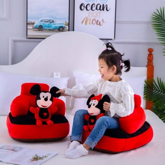 Fotoliu Plus Copii - Minnie & Mickey