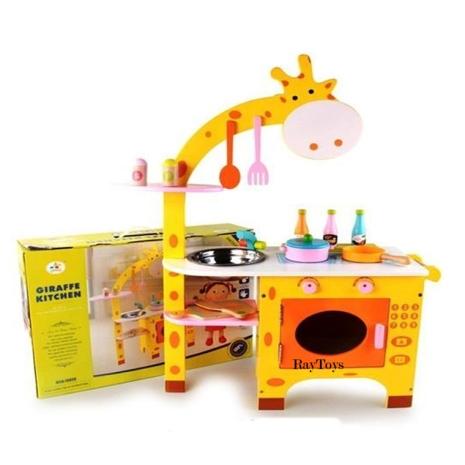 Bucatarie-din-lemn-model-Girafa