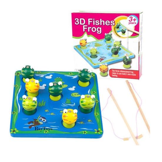 Joc-de-pescuit-magnetic-din-lemn-cu-broasca-3D5