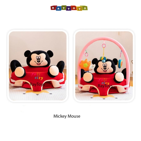 Fotoliu plus sit up arcada accesorii Minnie Mickey