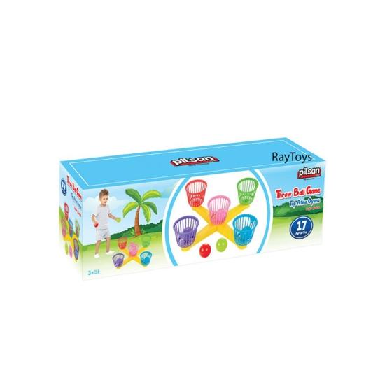 Joc-de-interactiune-copii-Aruncarea-mingii-Pilsan1