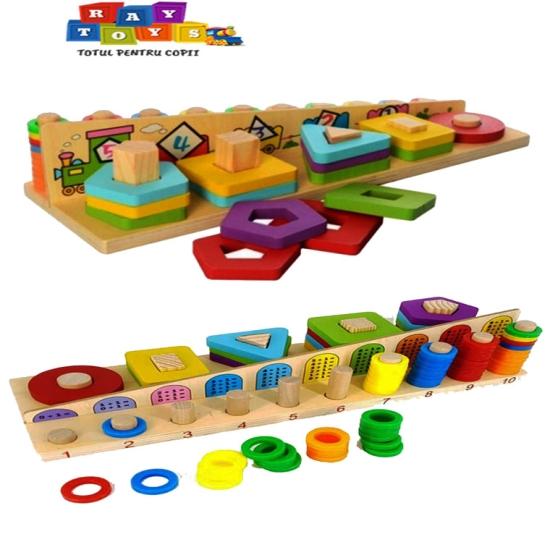 Joc-din-lemn-cu-forme-geometrice-Matematic-si-Stivuire