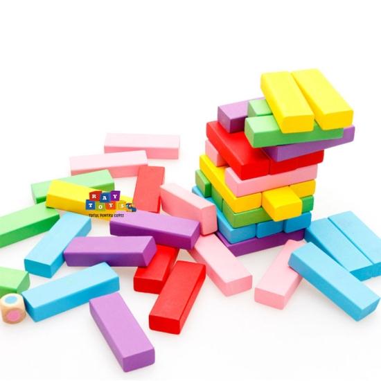 Joc-educativ-copii-Blocul-din-lemn-Colorat-54pc2