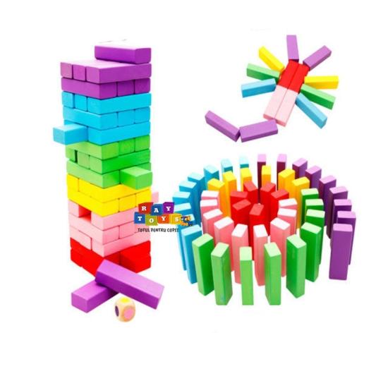 Joc-educativ-copii-Blocul-din-lemn-Colorat-54pc3