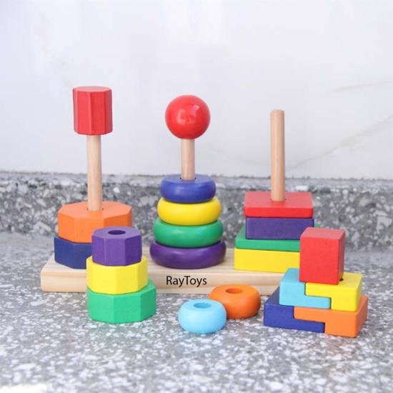 Joc-educativ-din-lemn-3in1-forme-geometrice-Turn-22pc1