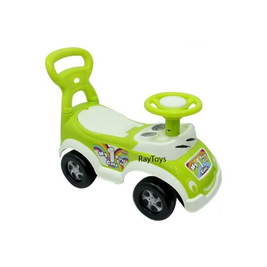 Masina-de-curse-fara-pedale-My-First-Car-Pilsan1