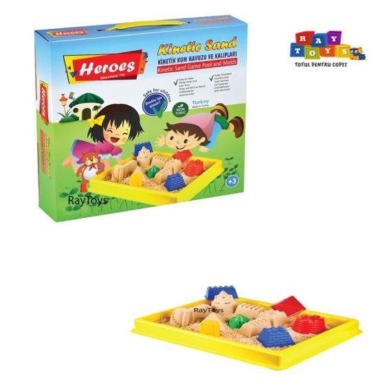 Nisip-Kinetic-300gr-cu-forme-pentru-copii-Heroes