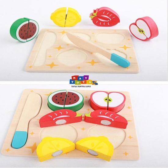 Set-3-puzzle-3D-lemn-Jucarii-de-bucatarie-Feliate2