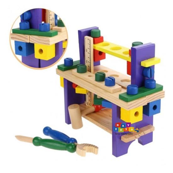 Banc-de-scule-din-lemn-pentru-copii-Asamblare1