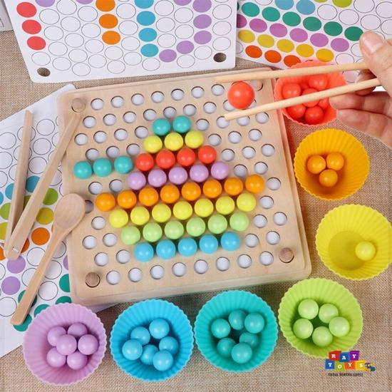 Joc-Montessori-Sortare-din-lemn-pentru-copii-Margele1